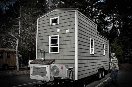 East Coast Tiny Homes: the Inaugural
