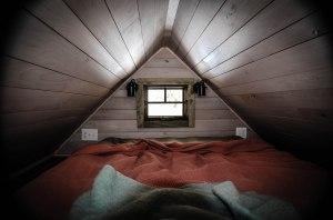 Tiny house built by Wishbone Tiny Homes